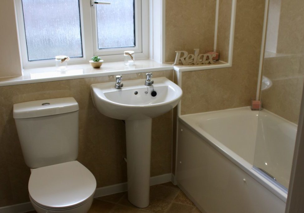 Fibo 'high-quality' panels specified for Magna Housing bathroom refurbishments